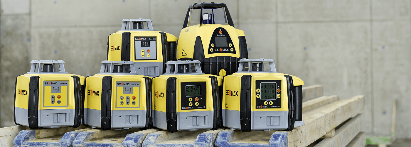 GEOMAX ZONE LASERS